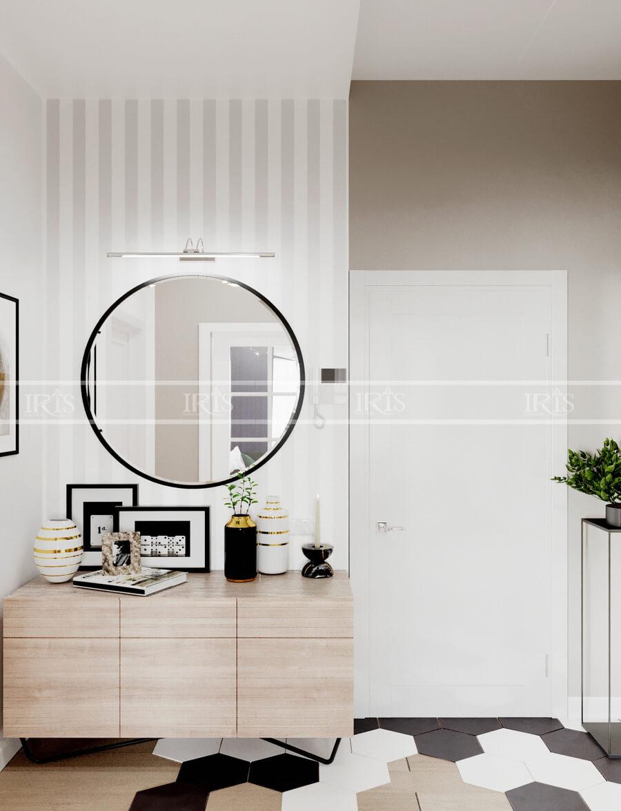 thiết kế nội thất nhà phố 22