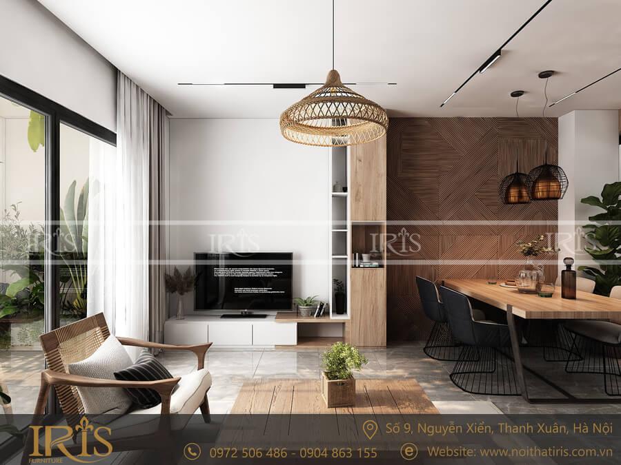 thiết kế nội thất nhà phố 25