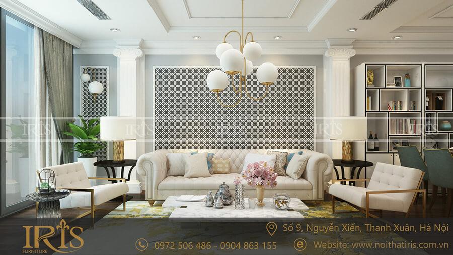 thiết kế nội thất nhà phố 28