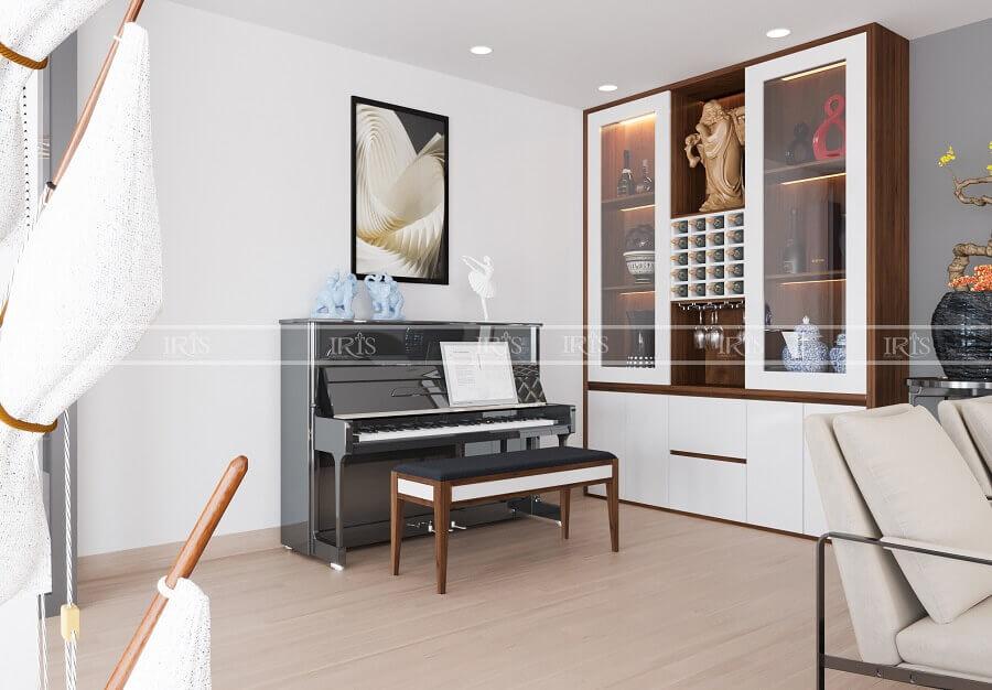 thiết kế nội thất nhà phố 31
