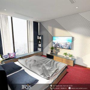 IRIS – Dịch vụ thi công nội thất chung cư trọn gói chuyên nghiệp uy tín