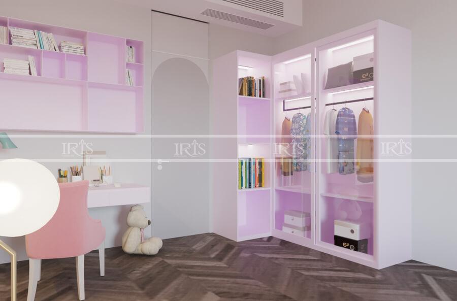 thiết kế nội thất trẻ em C3