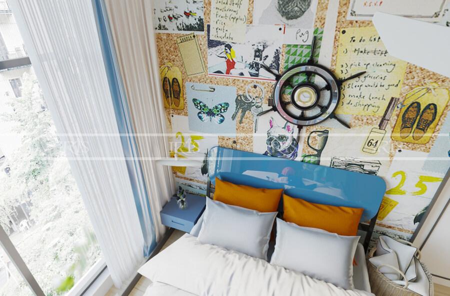 thiết kế nội thất trẻ em E5