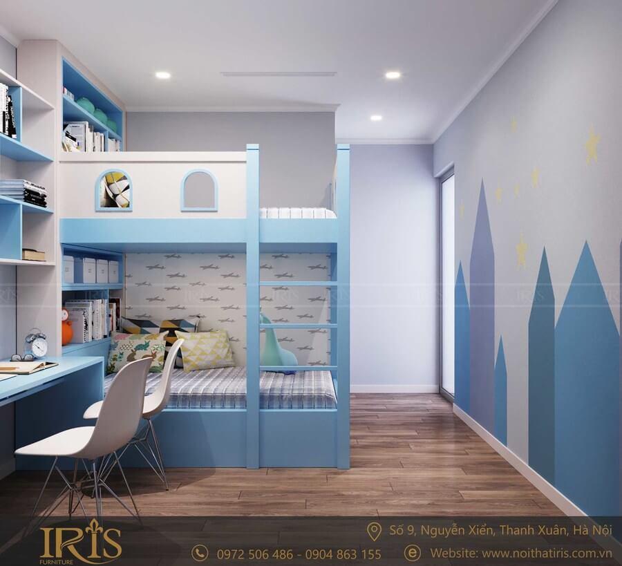 thiết kế nội thất trẻ em v03