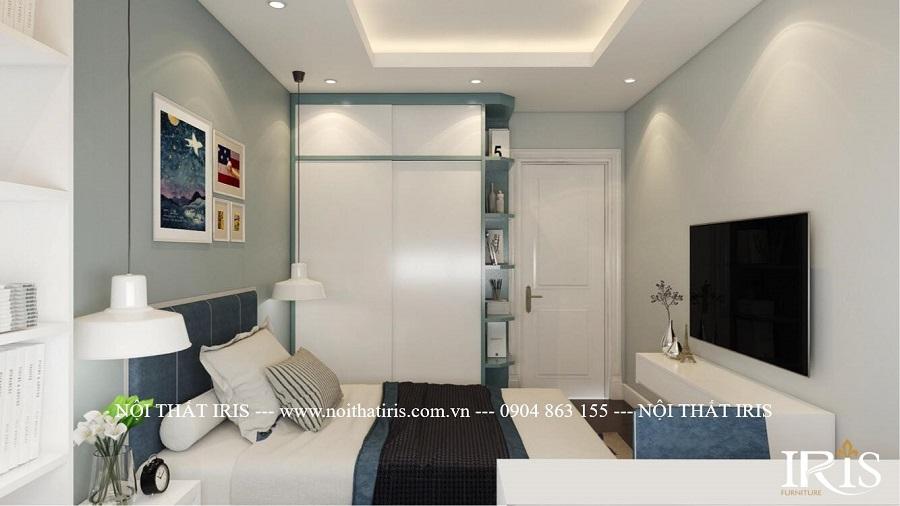 thiết kế nội thất chung cư ngoại giao đoàn -7