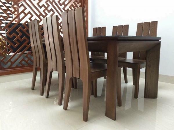 bàn ăn gỗ đẹp cao cấp