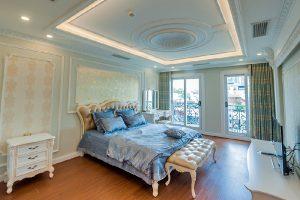 Mẫu thiết kế nội thất chung cư đẹp 140m2