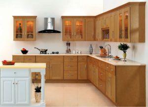 Mẫu tủ bếp 1