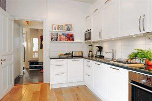 Mẫu tủ bếp 6