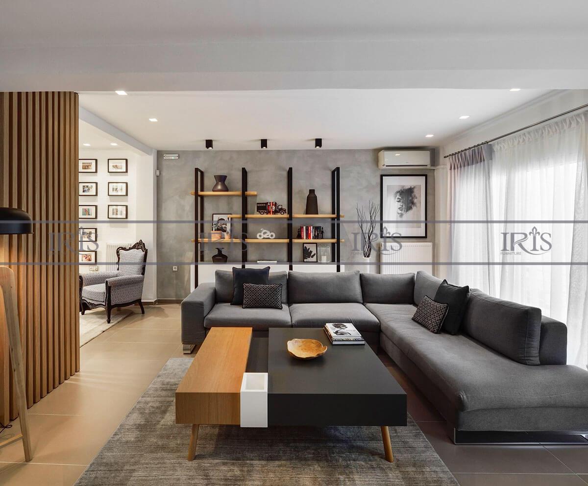 thiết kế nội thất phòng khách 6
