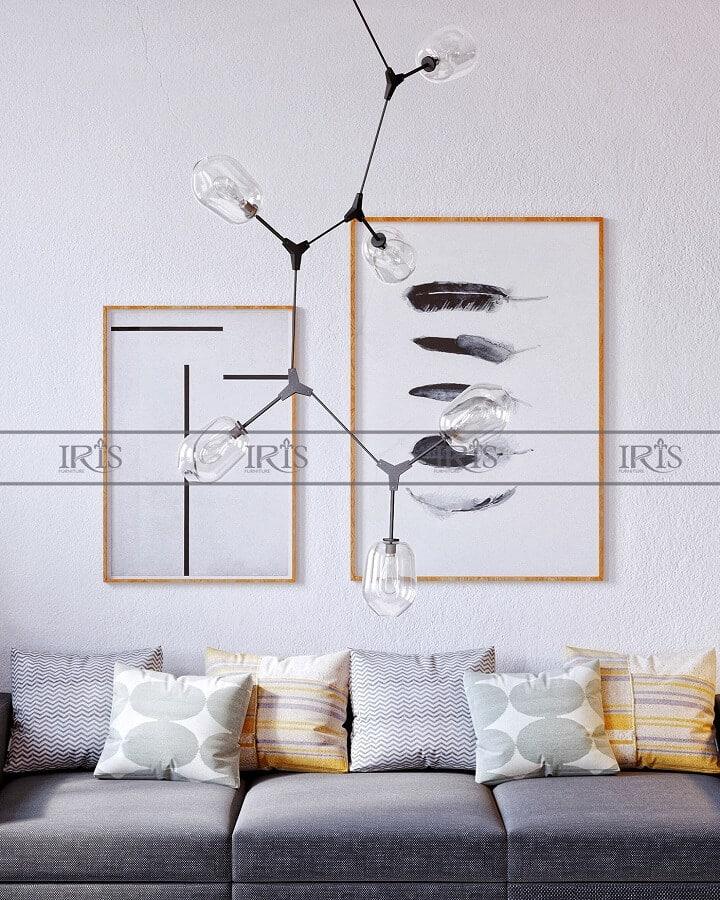 thiết kế nội thất phòng khách nhỏ 3