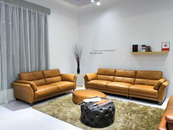 sofa da thật 03