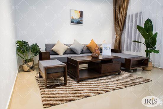 Sofa gỗ SGL28