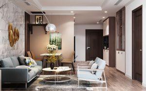 Thiết kế nội thất Times City Park Hill – Anh Tuấn
