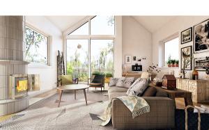 Dự đoán xu hướng thiết kế nội thất chung cư 2019 – 2020
