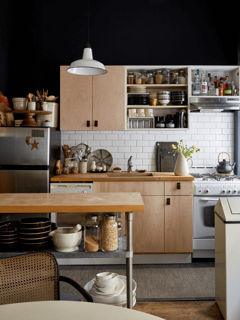 22 mẫu Tủ bếp chữ I vạn người mê cho căn hộ hiện đại