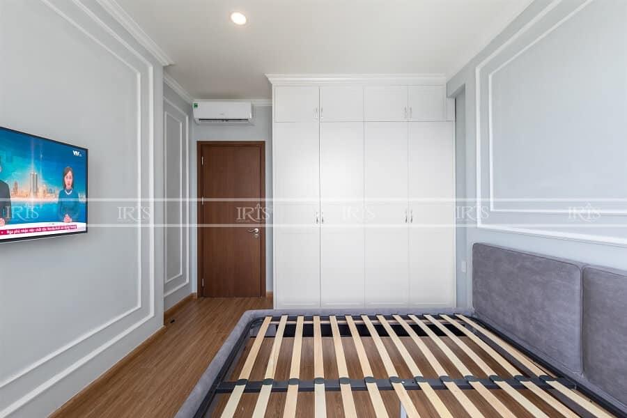 Thi công nội thất chung cư bán cổ điển 10
