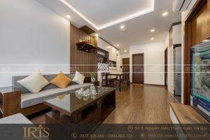 Thi công nội thất chung cư Ecolakeview – Miss Linh