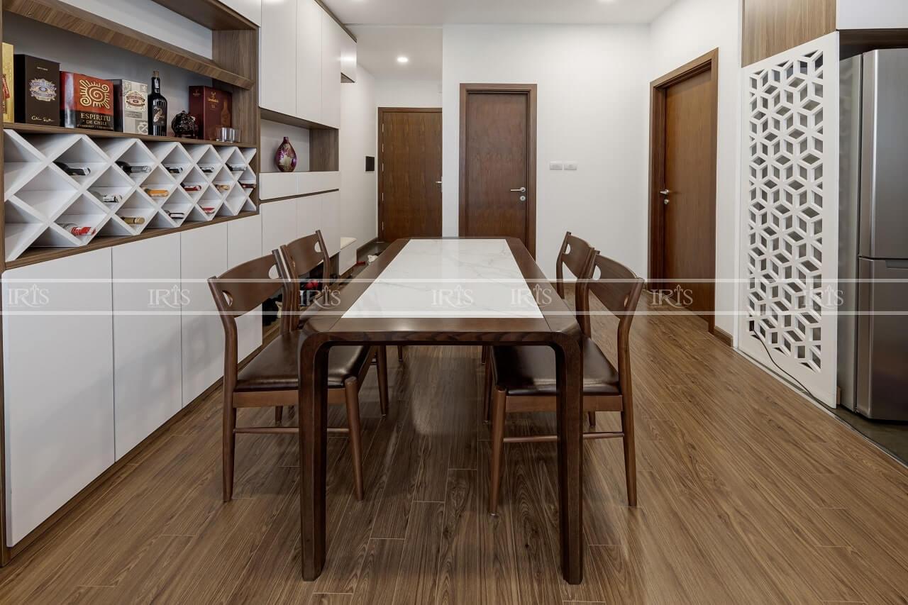 Thiết kế nội thất căn hộ 6