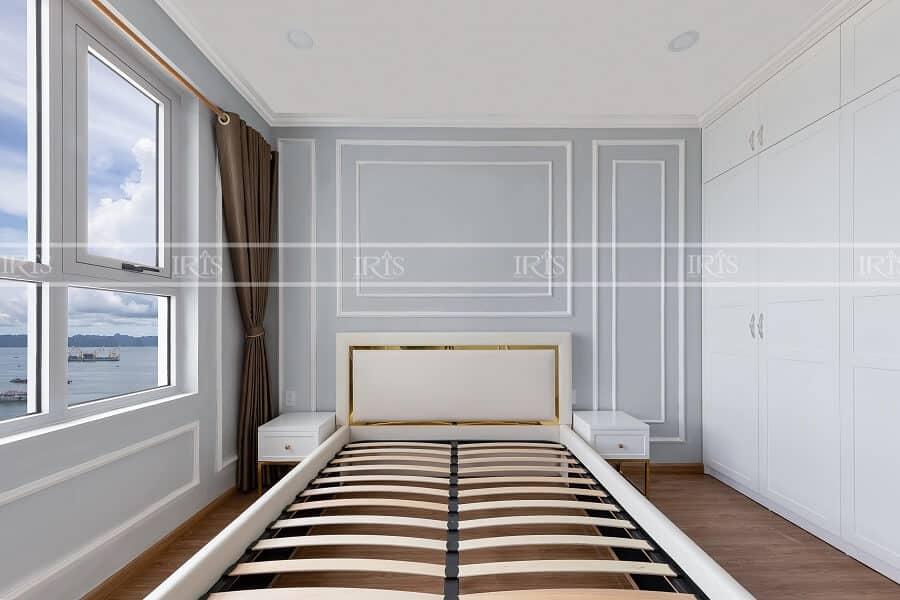 Thi công nội thất chung cư bán cổ điển 7