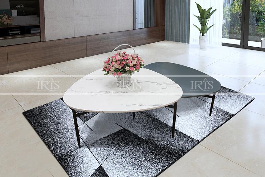 Bàn Sofa mặt đá - 205 - 1