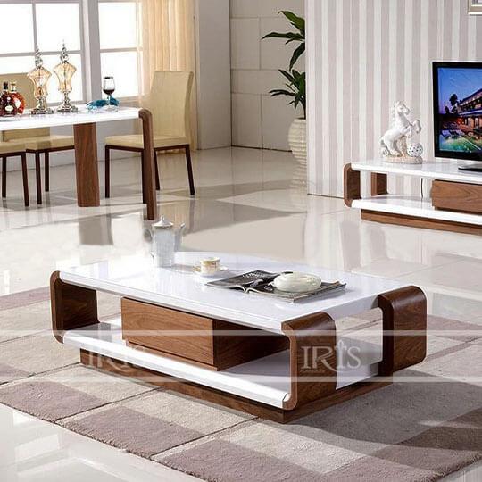 Bàn Sofa gỗ tự nhiên - 227 - 1