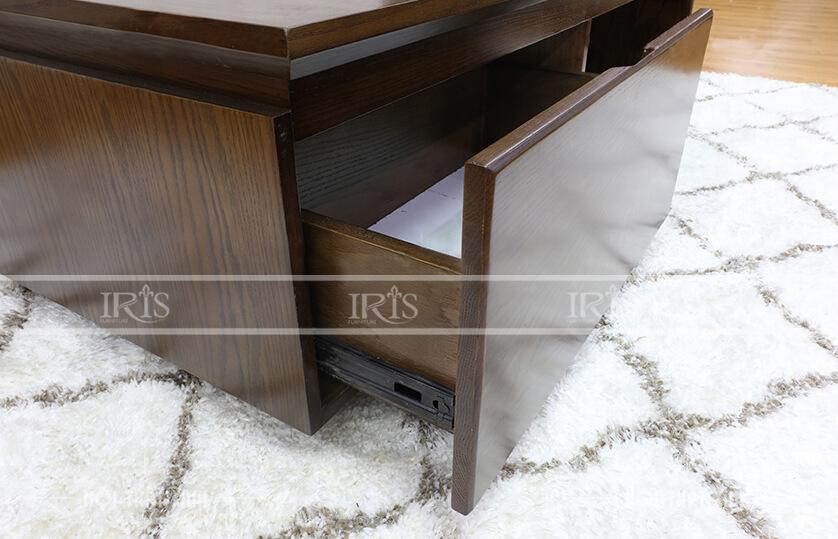 Bàn ghế gỗ phòng khách hiện đại 230 - 2
