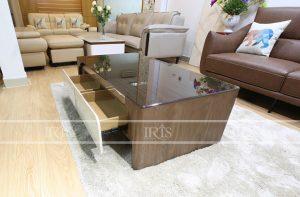 Lưu ýkhi chọn bàn sofa gỗ kính cho phòng khách gia đình