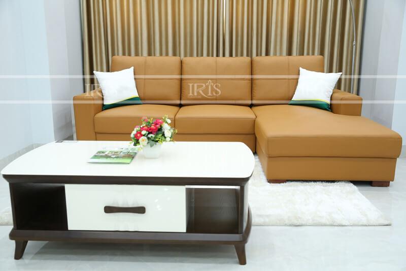 Bàn Ghế Sofa da phòng khách hiện đại 290 - 1