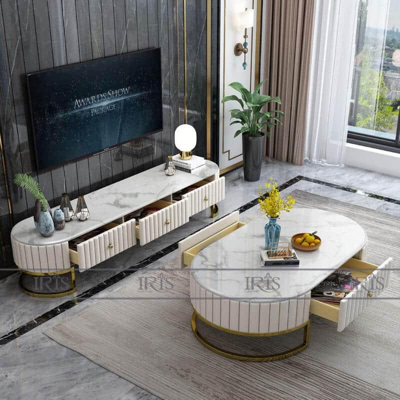 mẫu tủ gỗ đẹp KTV321-01