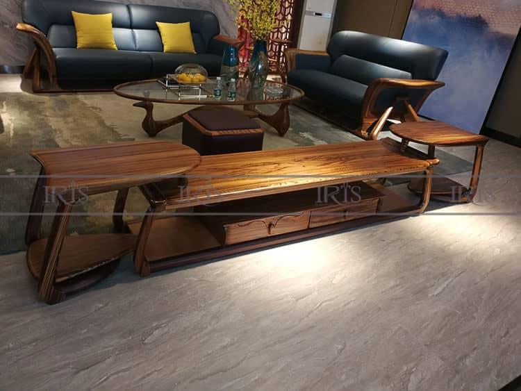 tủ gỗ tự nhiên KTV323-01