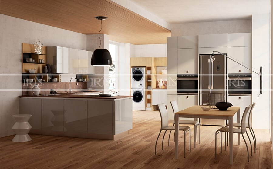 Thiết kế nội thất Phòng bếp 1