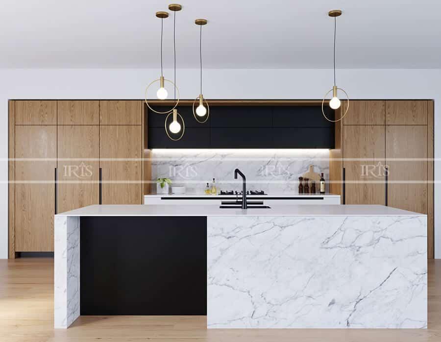 Kitchen hiện đại 12