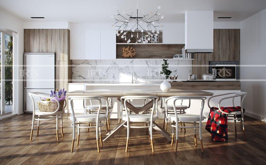Kitchen hiện đại 20
