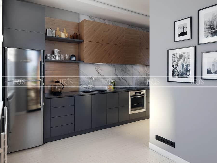 Kitchen hiện đại 25