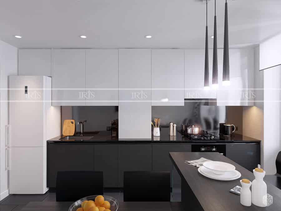 Kitchen minimalist 03