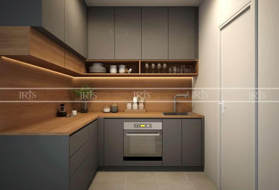 Kitchen minimalist 08