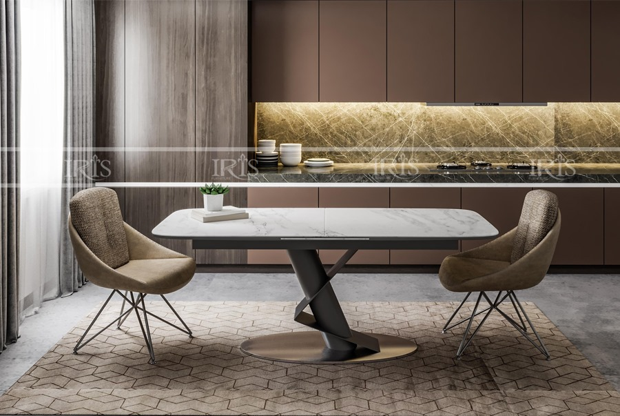 mẫu bàn ghế ăn hiện đại giá rẻ