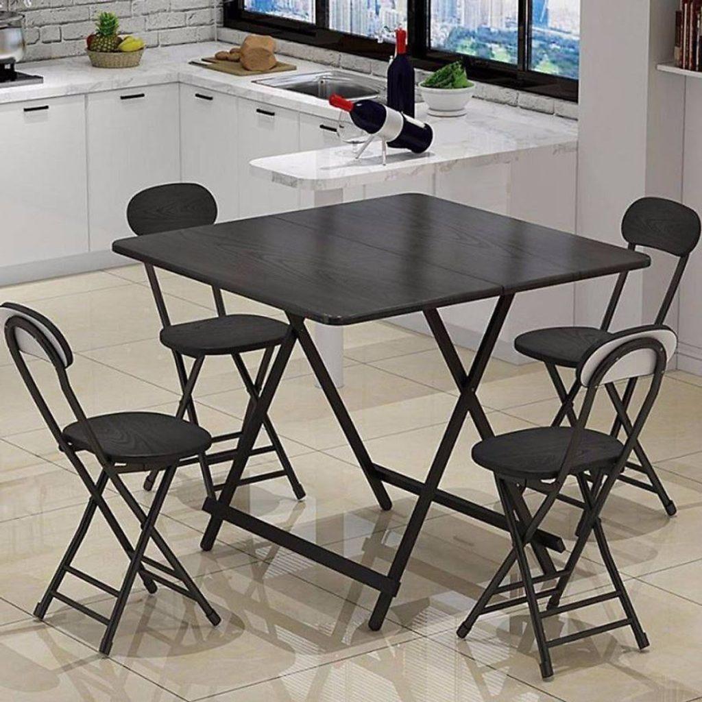 bàn ăn gấp gọn giá bao nhiêu