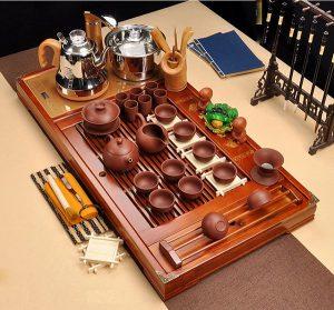 Bàn trà điện là gì? Bàn trà điện bao gồm những gì?