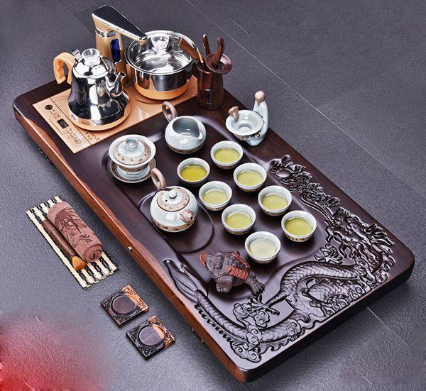 bàn trà điện thông minh