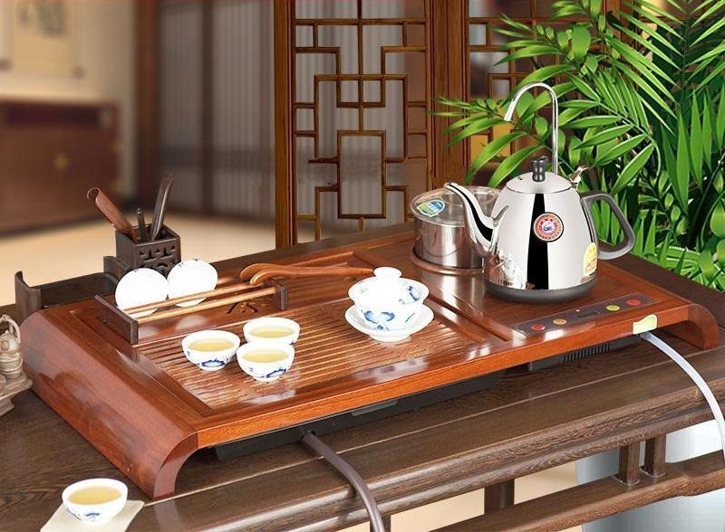 bàn trà điện