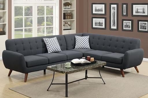 chân ghế sofa chữ v