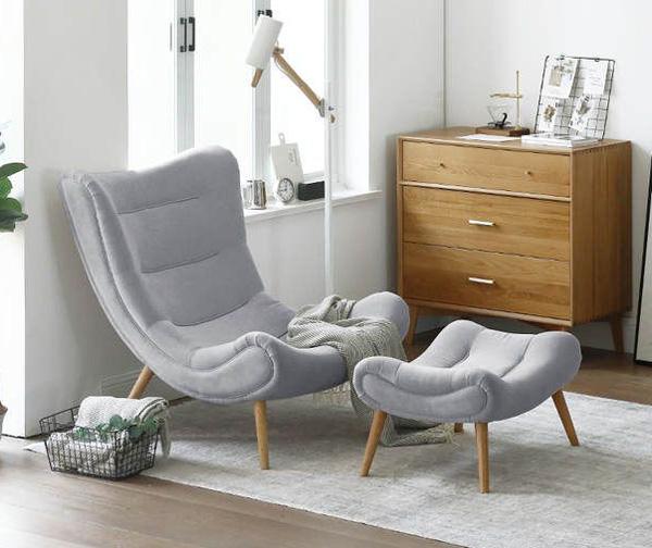 ghế sofa đọc sách đơn giản