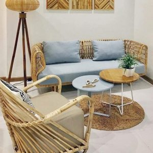 Tư vấn chọn ghế sofa mây phù hợp với từng không gian sử dụng