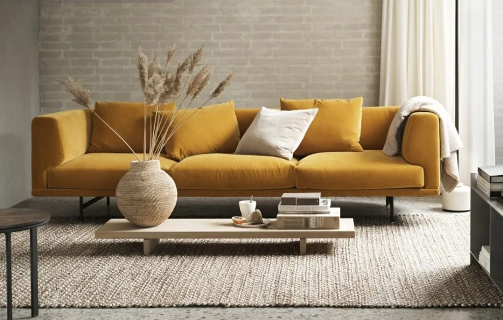 mẫu ghế sofa đẹp hiện đại