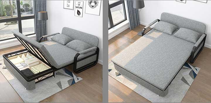 nệm gấp sofa
