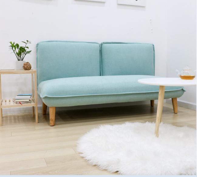 sofa 2 chỗ không tay vịn