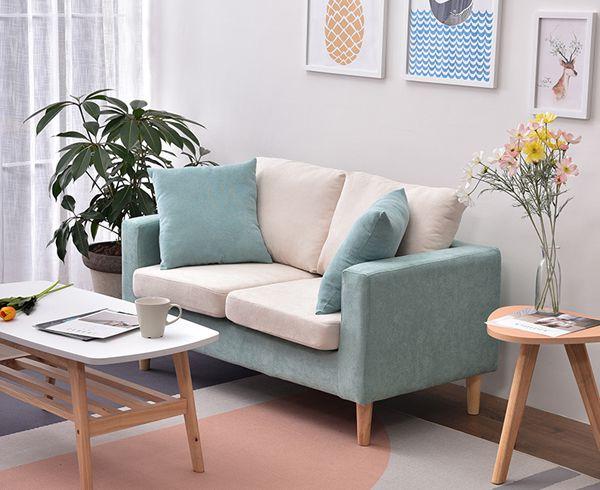 sofa 2 chỗ nhỏ gọn