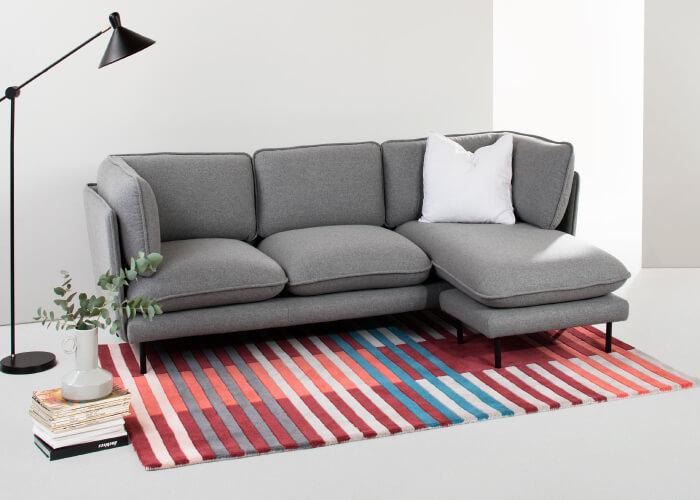sofa 3 chỗ chữ l